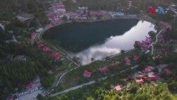 شنگریلا جھیل: 'یہ زمین پر جنت کا ٹکڑا ہے'