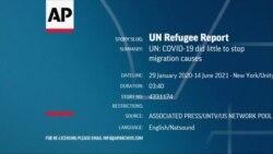 UN: Millions fled homes in 2020 despite COVID
