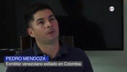 """Venezuela, la crisis y los militares exiliados """"del lado correcto de la historia"""""""