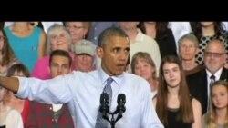奧巴馬:仍需繼續努力改善經濟狀況