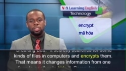 Anh ngữ đặc biệt: Ransomware software is on the Rise (VOA)