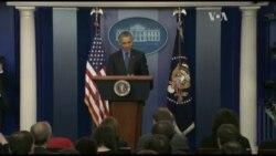 Обама не згадав Україну у підсумковій прес-конференції 2015-го. Відео