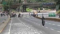 Paro cívico: venezolanos en protesta