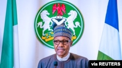 Rais wa Nigeria Muhammadu Buhari