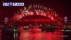 Châu Đại Dương chào đón năm mới