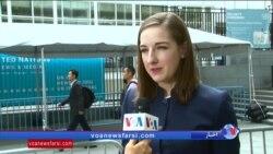 نسخه کامل گفتگو با لیسا استیکنی سخنگوی فارسی زبان وزارت خارجه آمریکا