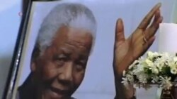 南非反种族隔离英雄曼德拉95岁诞辰