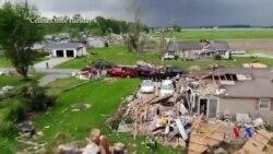 龍捲風襲擊美國中西部至少一人死亡