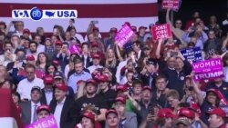 Manchetes Americanas 29 Março: Trump lançou furioso ataque aos apoiantes da investigação de Mueller
