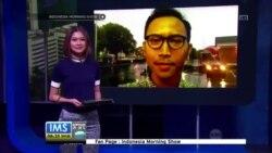 Laporan Langsung VOA untuk NET TV: Hari Pertama Konvensi Partai Demokrat