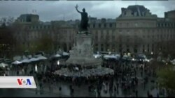 کۆمەڵگاکان لە سەرانسەری جیهان هێرشەکانی پاریس شەرمەزار دەکەن