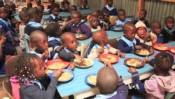 Kenyan School Food Program Powers Bodies, Minds