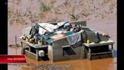 Hội Chữ Thập Đỏ tới Mozambique ứng cứu nhân đạo sau bão Idai