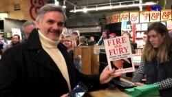 Trump Hakkında Tartışma Yaratan Kitap Piyasaya Sürüldü