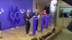 UE buscan plan para enfrentar crisis migratoria