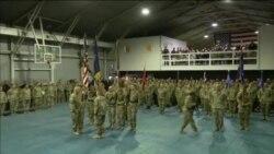 """""""Bondsteel"""", ceremonia e kalimit të komandës"""