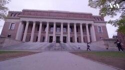 Як український осередок з'явився у найпрестижнішому у США Гарвардському Університеті. Відео