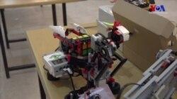 Robotlar Bu Kez Diyarbakır'da Yarıştı