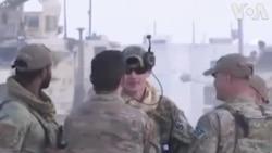 Ամերիկյան զորքերը մաքրել են Իրաքում իրենց ռազմաբազայի դեմ Իրանից արձակված հրթիռների հարուցած ավերածությունները