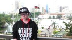 Kenya Albino Student