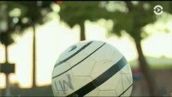 Футбол для беженцев в Аризоне