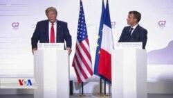Trump Dibêje Ew Dikare bi Ruhanî re Bicive