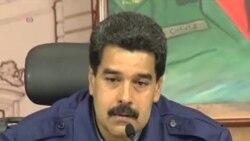 委內瑞拉反政府抗議升級總統馬杜羅盼與美對話