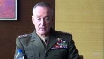 Joint Chiefs Chairman Dunford Speaks on Charlottesville Rally