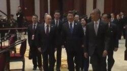 توافق تاریخی آمریکا و چین در مورد گازهای گلخانه ای