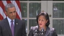 2013-06-06 美國之音視頻新聞: 奧巴馬任命蘇珊賴斯為國家安全顧問