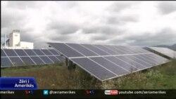 Shfrytëzimi i energjisë diellore në Kosovë