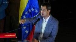 Guaido: Nga-Trung chỉ vì lợi ích kinh doanh ở Venezuela