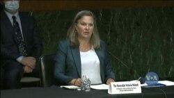 США та Європа мають виступити єдиним фронтом у зусиллях щодо стримування Росії, - Вікторія Нуланд. Відео