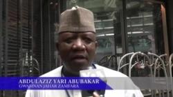 UNGA: Hira Da Gwamnan Jahar Zamfara Abdulaziz Yari Abubakar