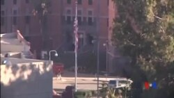 2015-02-11 美國之音視頻新聞: 美英法駐也門使館因當地局勢動蕩而關閉