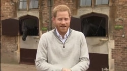 'Absolutely to Die For,' Britain's Duke of Sussex Says of Royal Baby Boy