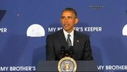 Obama'dan Azınlık Gençlere Destek Sözü