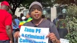 UNontokozo Malaba Ncube Ukhuluma Ngokuxotshwa eBhilithane Kwabadabuka eZimbabwe