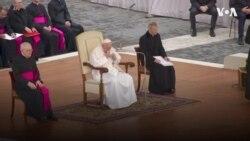 'โป๊บฟรานซิส' ป่วย! หลังพบปะคริสต์ศาสนิกชนจำนวนมากในอิตาลี