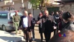 Konferansa Rojnamevanî ya Şandê Çavdêriya Hilbijartinên Bakurê Sûriyê
