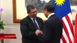 TQ-Malaysia nhất trí lập cơ chế đối thoại Biển Đông