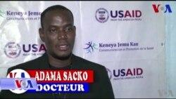 #USAID Ka Laseli Kela Docteur Adama Sacko. Festival sur le niger Kenekan Segou