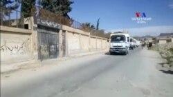 Սիրիայում մարդասիրական օգնությունը` կրակի ներքո