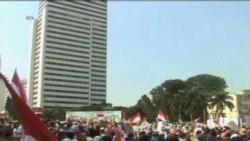 Ամերիկայի դիրքը Եգիպտոսի հակամարտության պահին