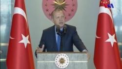 Erdoğan: 'Türkiye Ekonomik Kuşatmayla Karşı Karşıya'