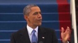 美国万花筒: 美国总统就职典礼精华