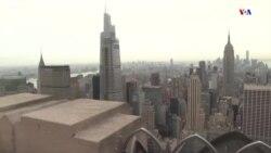 Նյու Յորք. Ռոքֆելլեր կենտրոնի տանիքը վերաբացվել է այցելուների համար