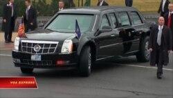 Tài xế của Tổng thống Mỹ được đào tạo ra sao?