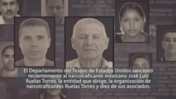 Punto de Vista: Designation of Mexican Drug Smugglers