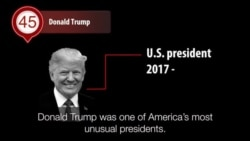 America's Presidents - Donald Trump